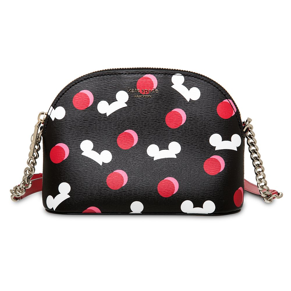 Mickey Mouse Ear Hat Crossbody by kate spade new york  Black Official shopDisney