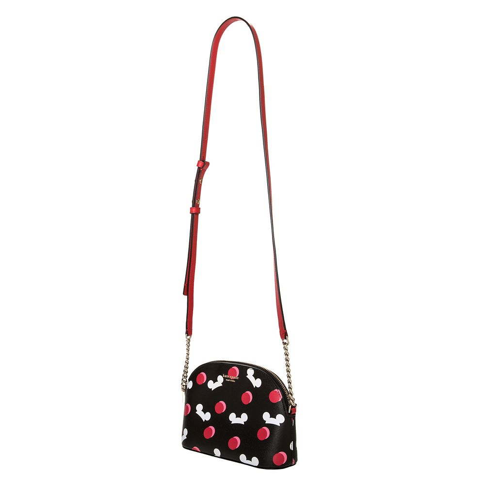 Mickey Mouse Ear Hat Crossbody by kate spade new york – Black