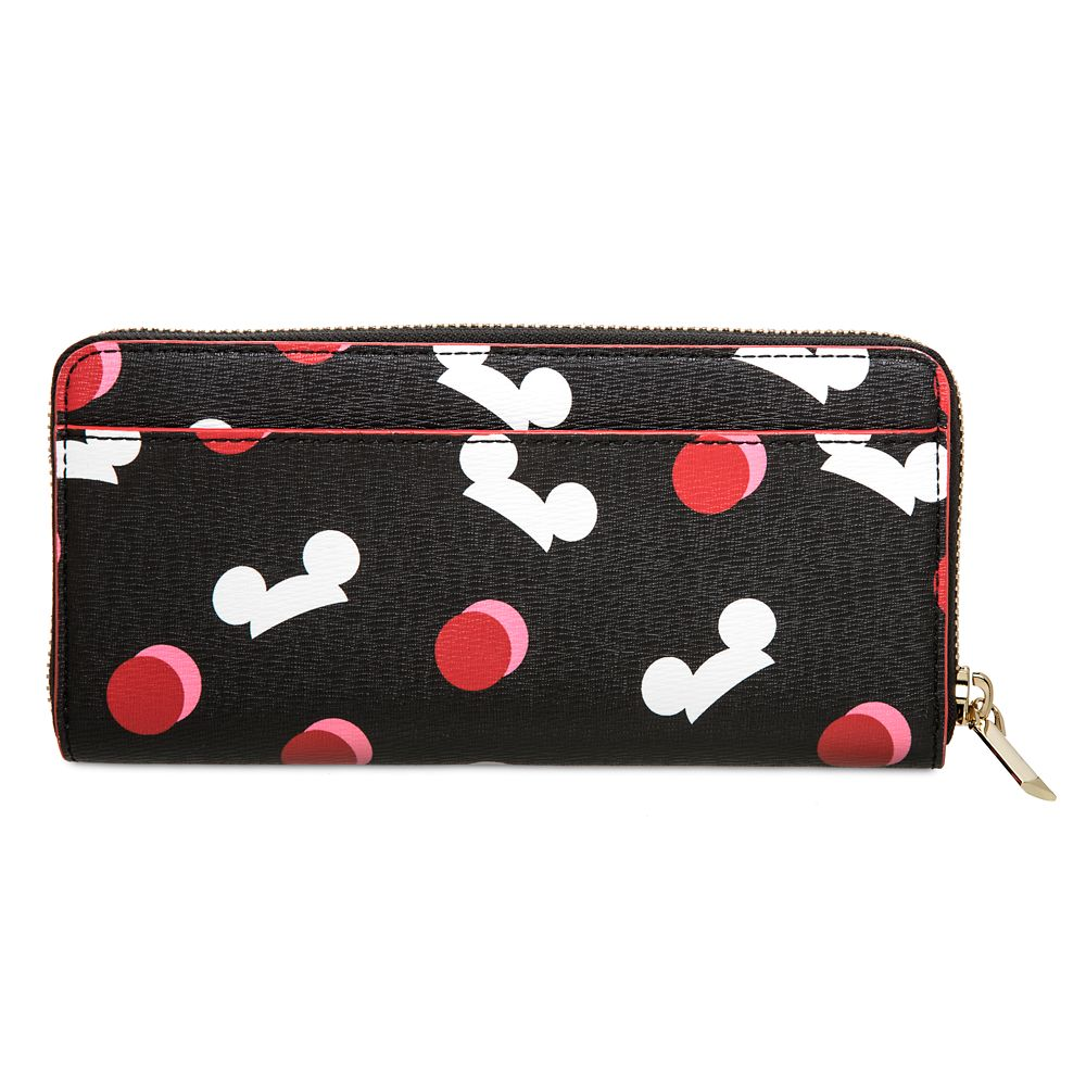 Mickey Mouse Ear Hat Wallet by kate spade new york – Black