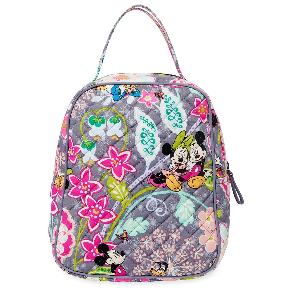 Mickey Mouse and Friends Lunch Bunch Bag by Vera Bradley