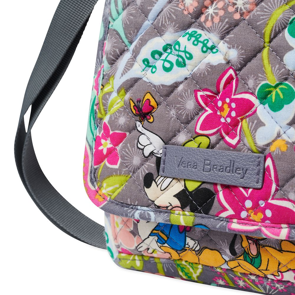 Mickey Mouse and Friends Mini Hipster Bag by Vera Bradley