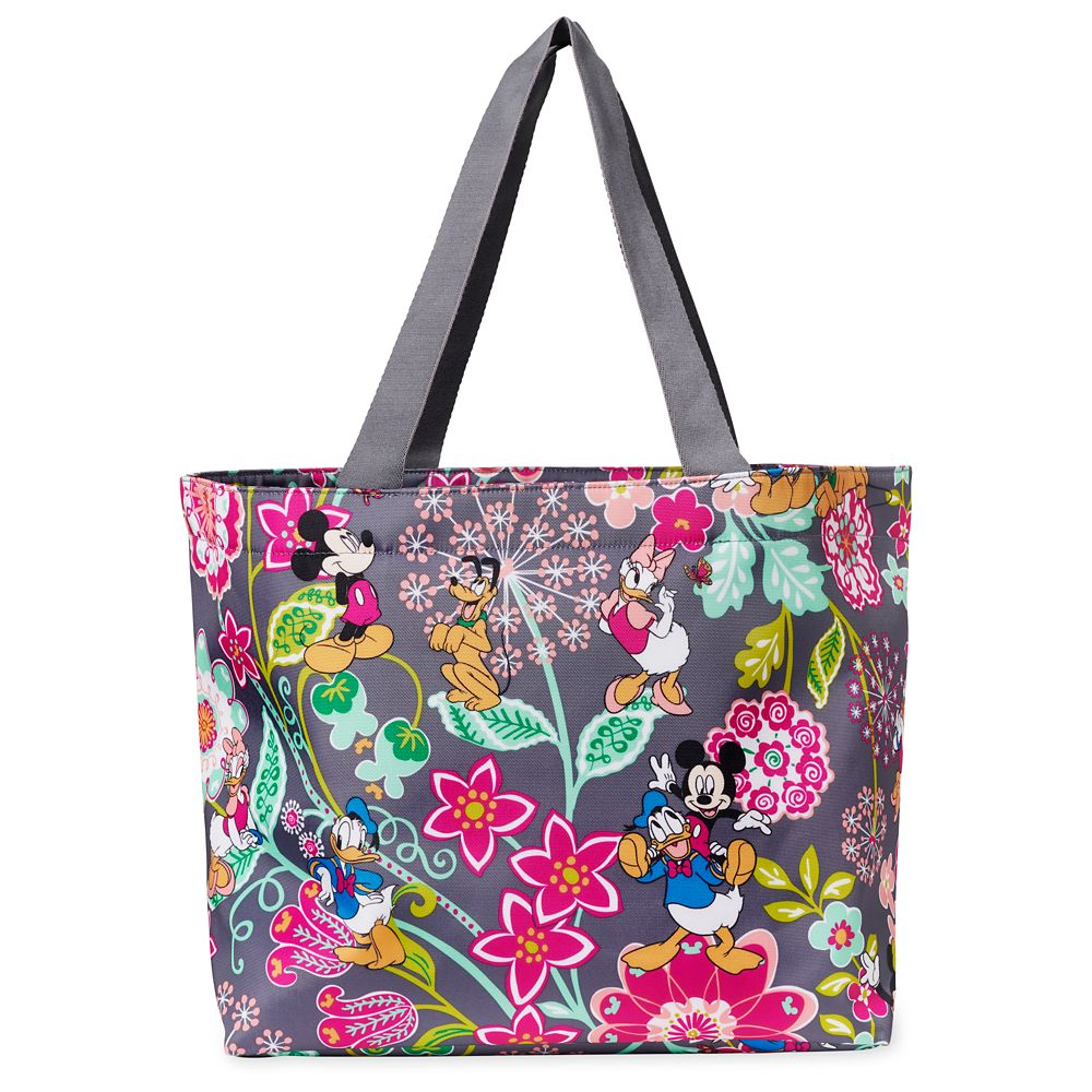Mickey Mouse and Friends Drawstring Tote by Vera Bradley