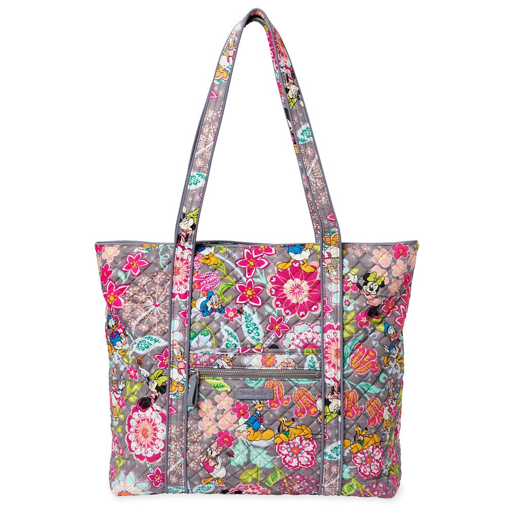 Mickey Mouse and Friends Tote by Vera Bradley