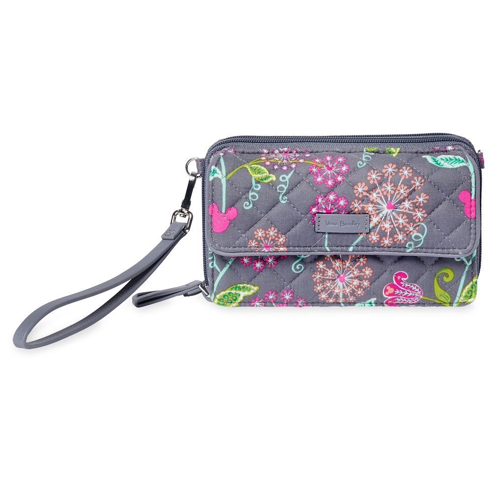 Mickey Mouse and Friends All in One Crossbody and Wristlet by Vera Bradley Official shopDisney