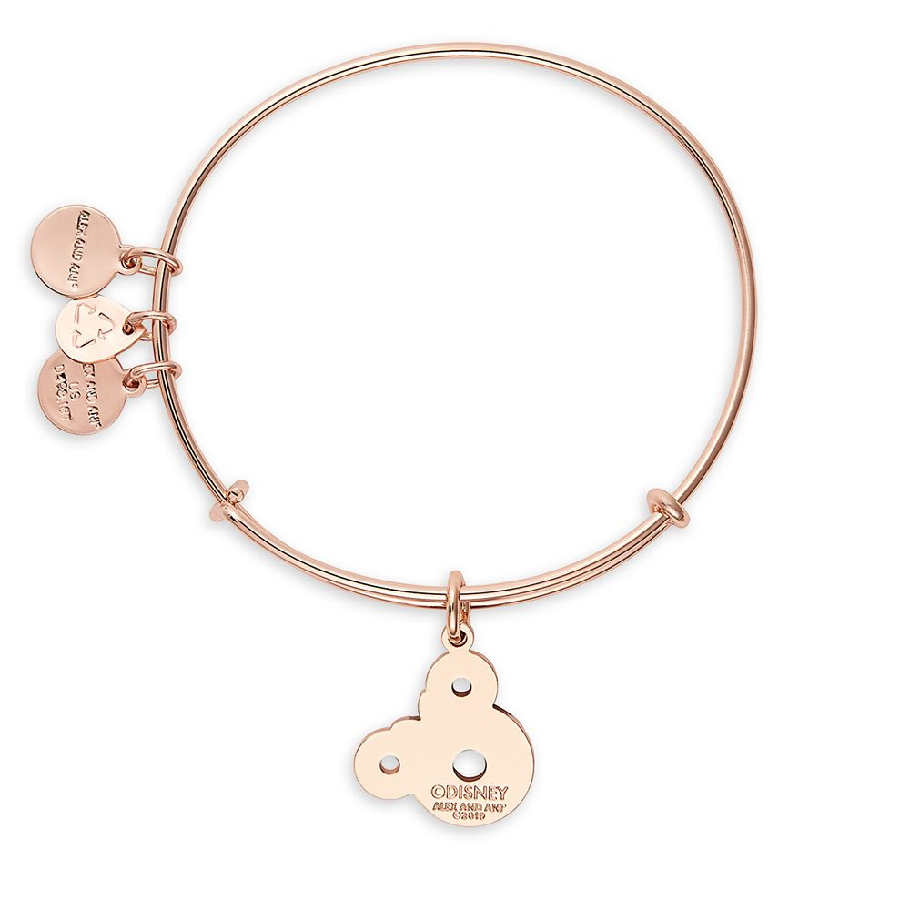 24bab48d49acf Minnie Mouse Donut Bangle by Alex and Ani