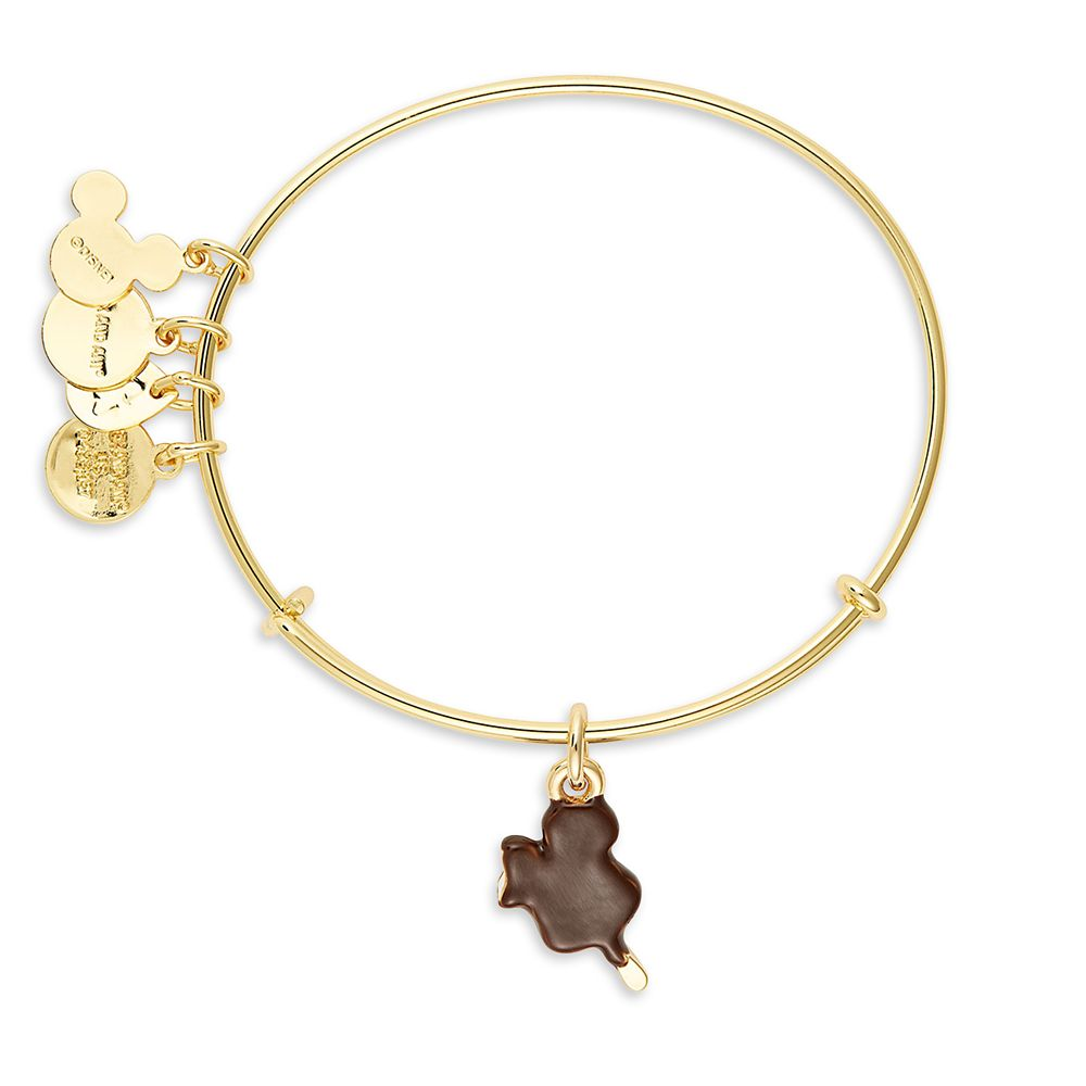 Mickey Mouse Ice Cream Bar Bangle by Alex and Ani