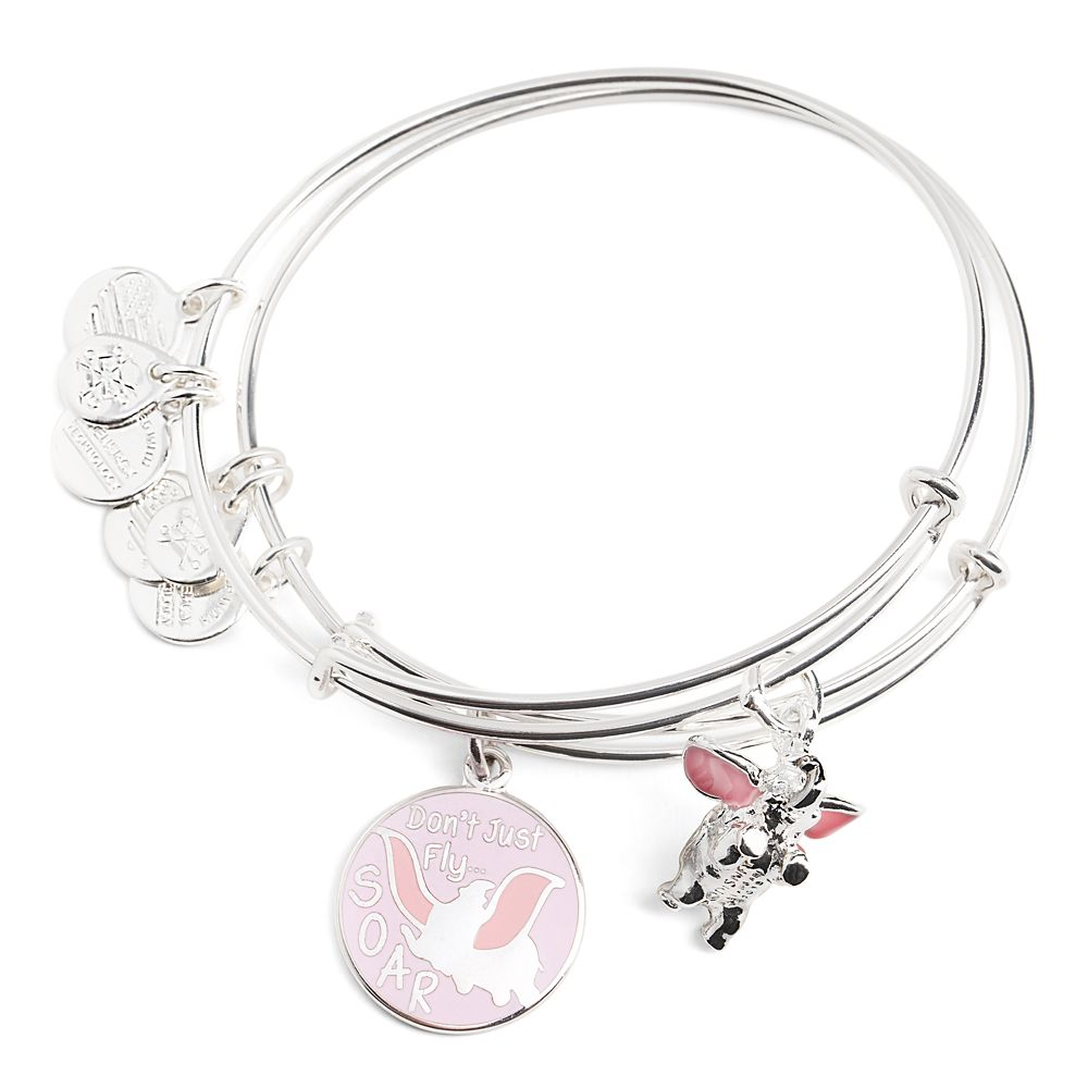 Dumbo Bangle Set by Alex and Ani