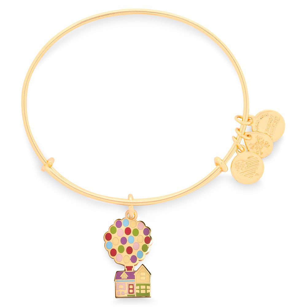 Up House Bangle by Alex and Ani