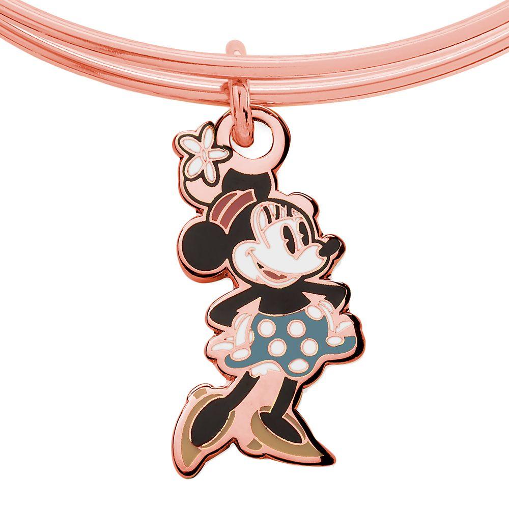 Minnie Mouse Bangle by Alex and Ani