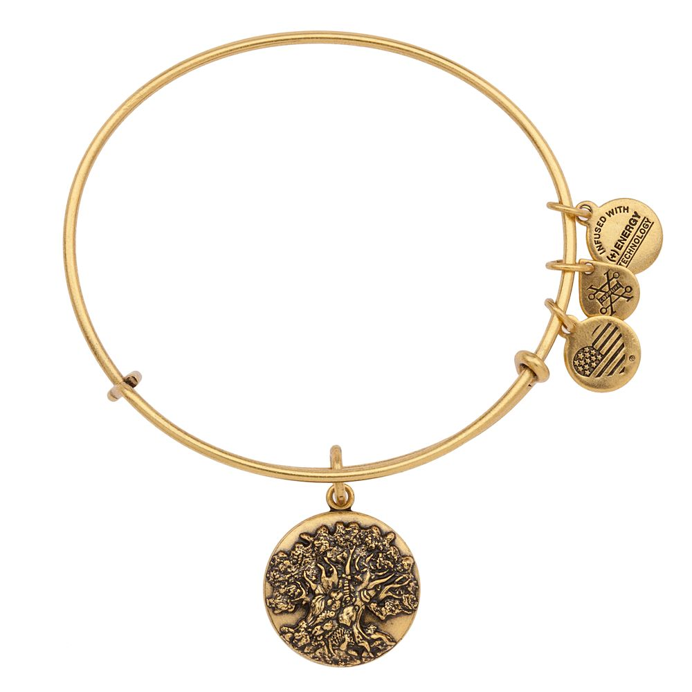 Animal Kingdom Bangle by Alex and Ani – Walt Disney World