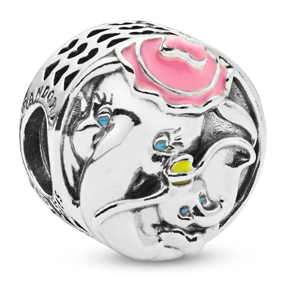 Dumbo and Mrs. Jumbo Charm by Pandora Jewelry