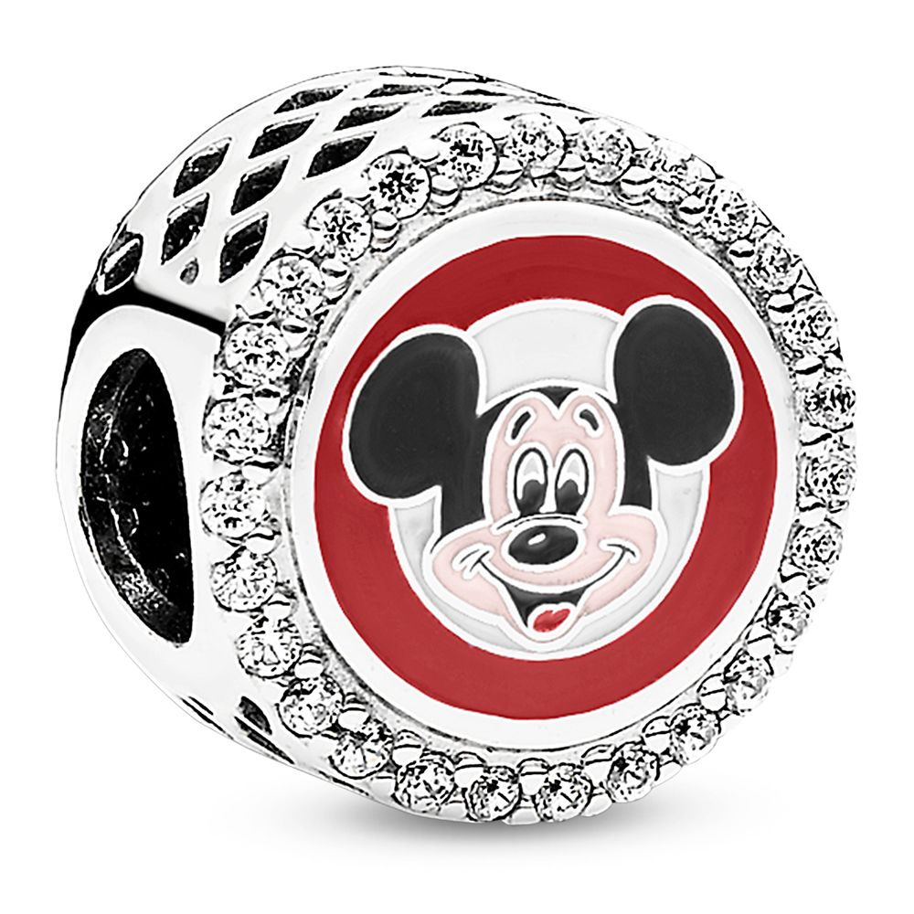 Mickey Mouse Club Charm by Pandora Jewelry
