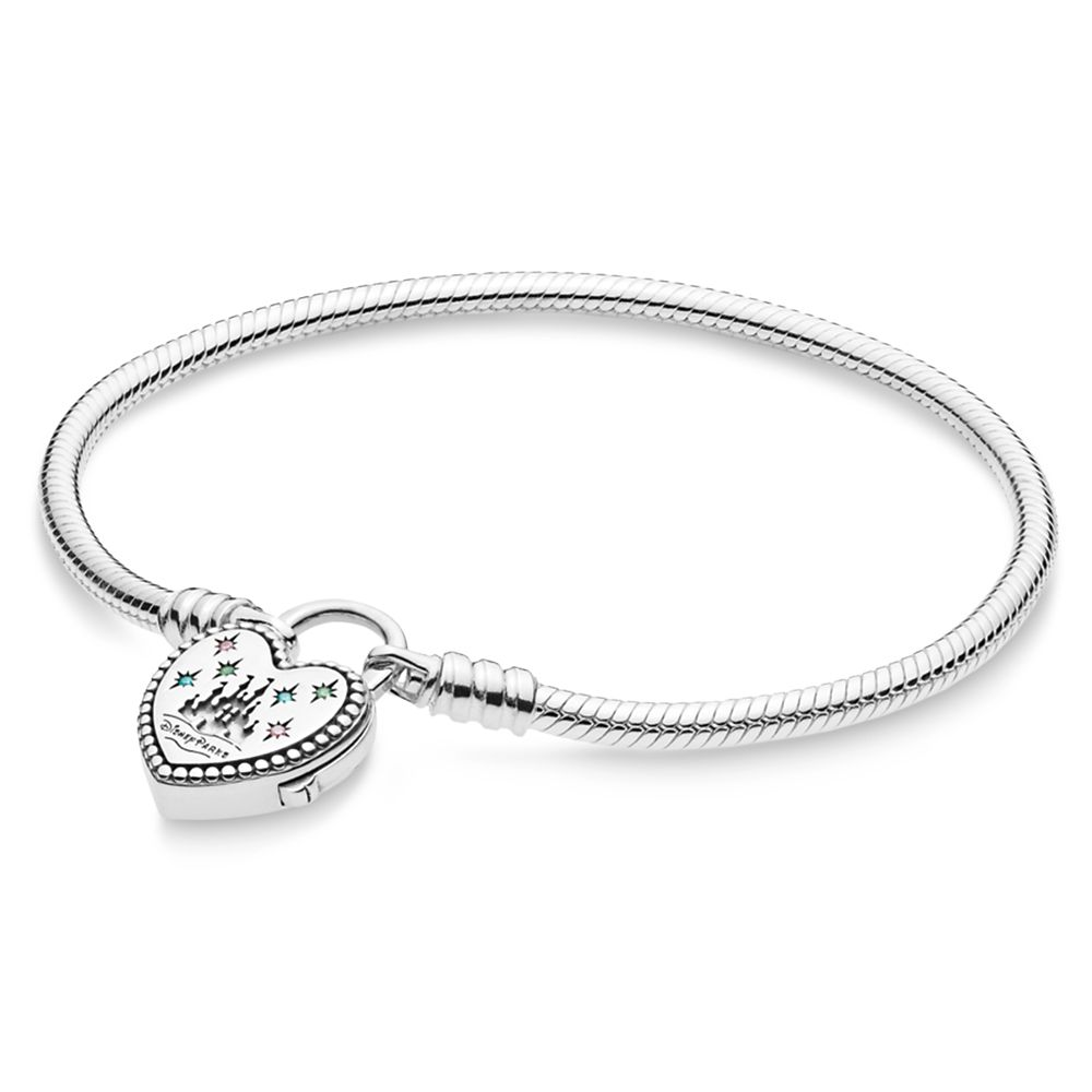 Fantasyland Castle Heart Bracelet by Pandora Jewelry
