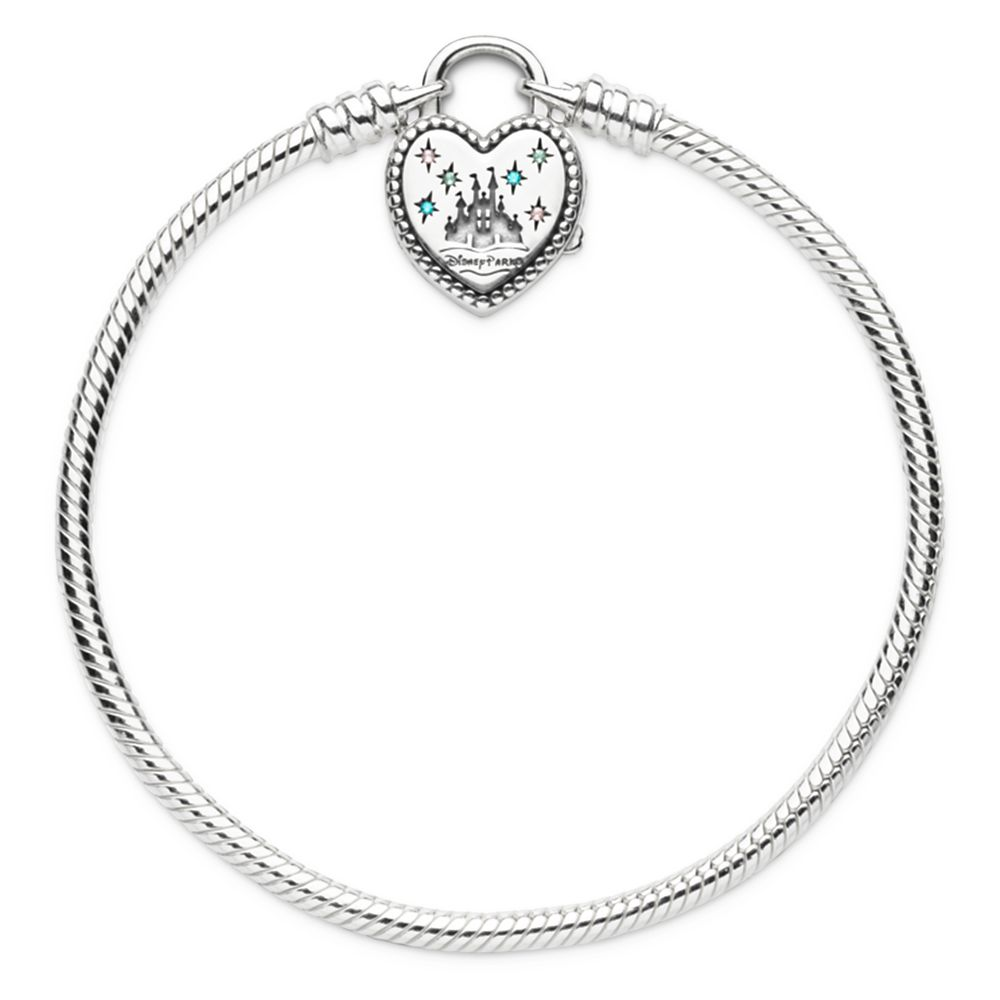 Fantasyland Castle Heart Bracelet by Pandora Jewelry