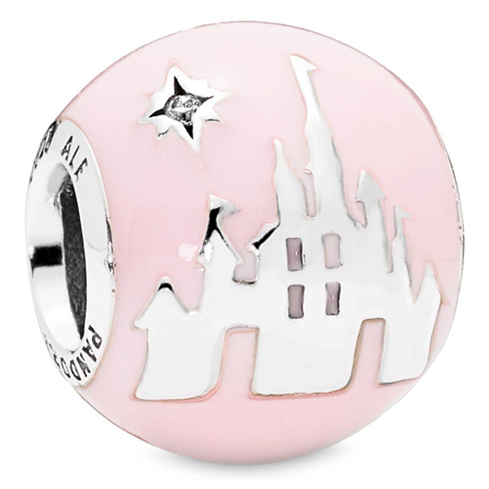 Fantasyland Castle ''Family Fun'' Charm by Pandora Jewelry