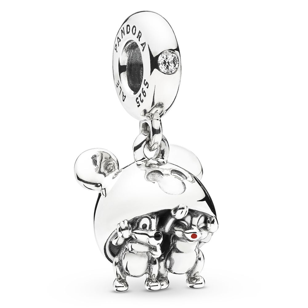 charms pandora disney mickey