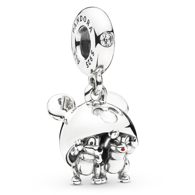 Chip 'n Dale Mickey Ear Hat Charm by Pandora Jewelry