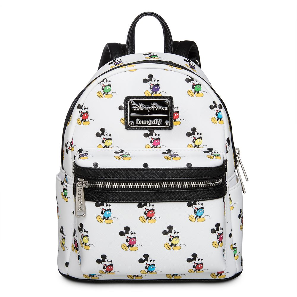 Mickey Mouse Mini Backpack by Loungefly