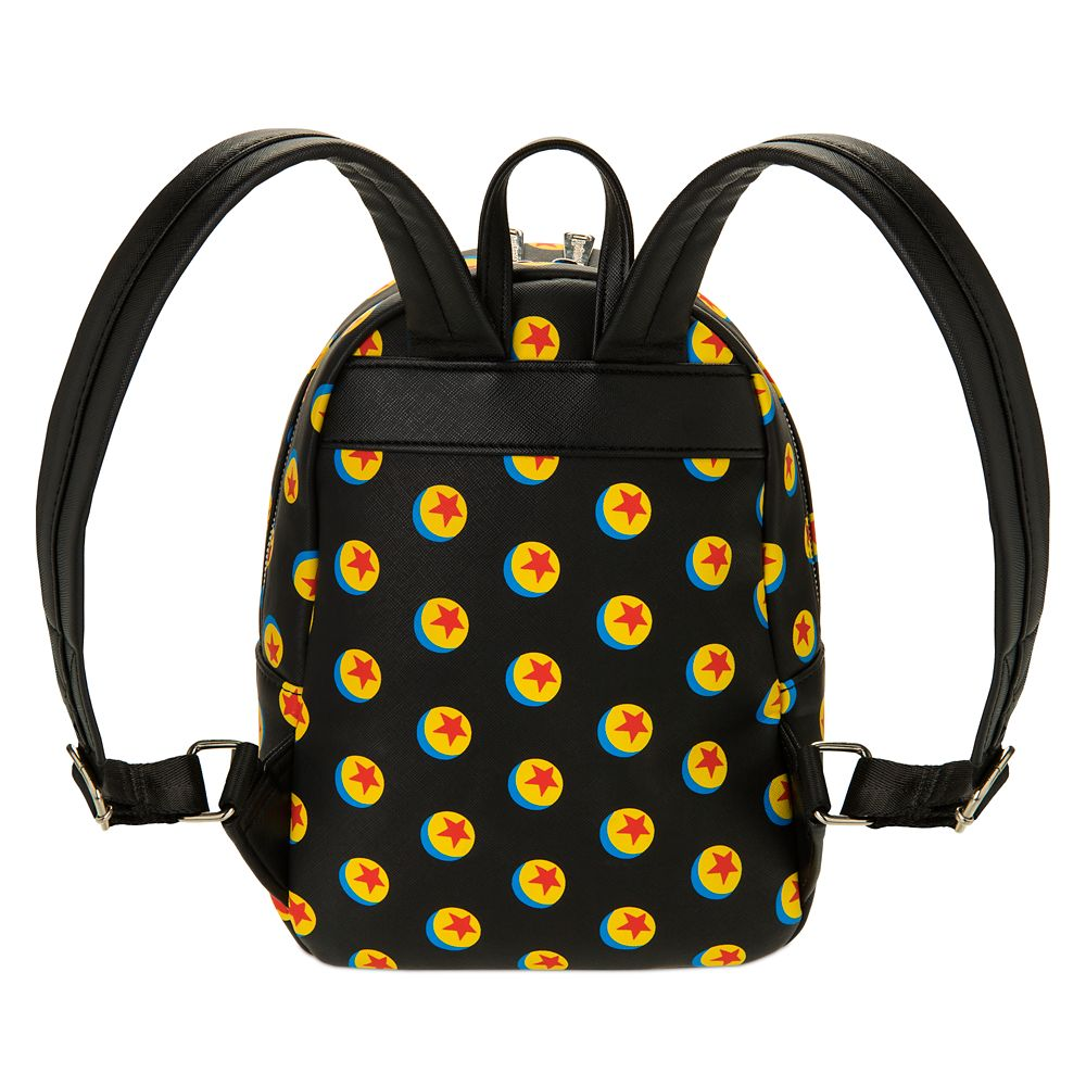 Pixar Ball Mini Backpack by Loungefly