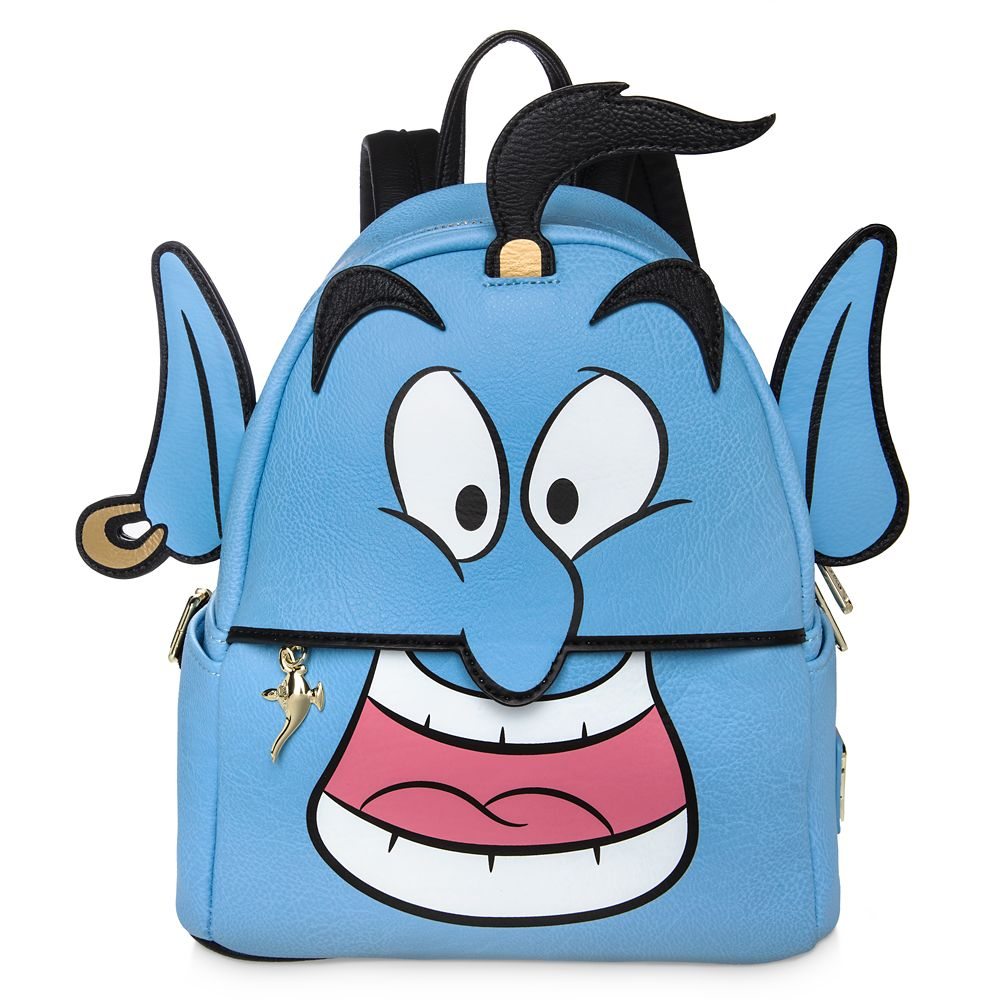 Genie Mini Backpack by Loungefly – Aladdin