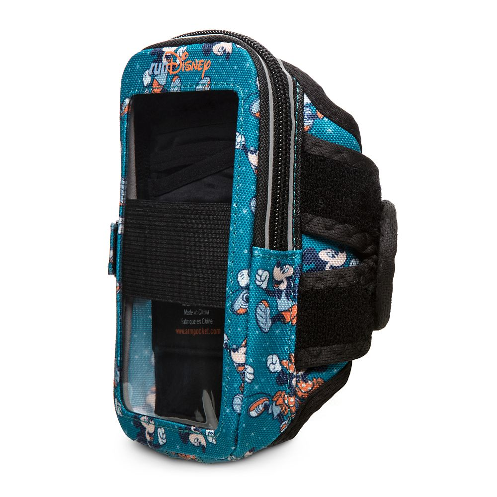 Mickey and Minnie Mouse runDisney Ultra i-35 Armband by Armpocket – Limited Edition