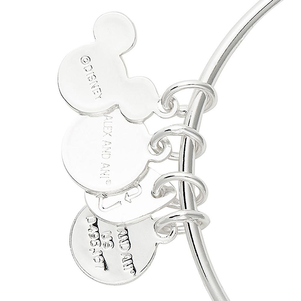 Cinderella ''Have courage and be kind'' Bangle by Alex and Ani