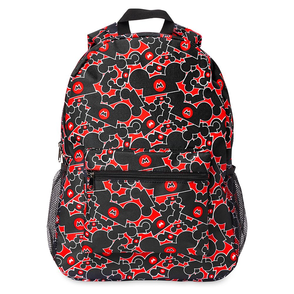 Mickey Mouse Club Ear Hat Backpack