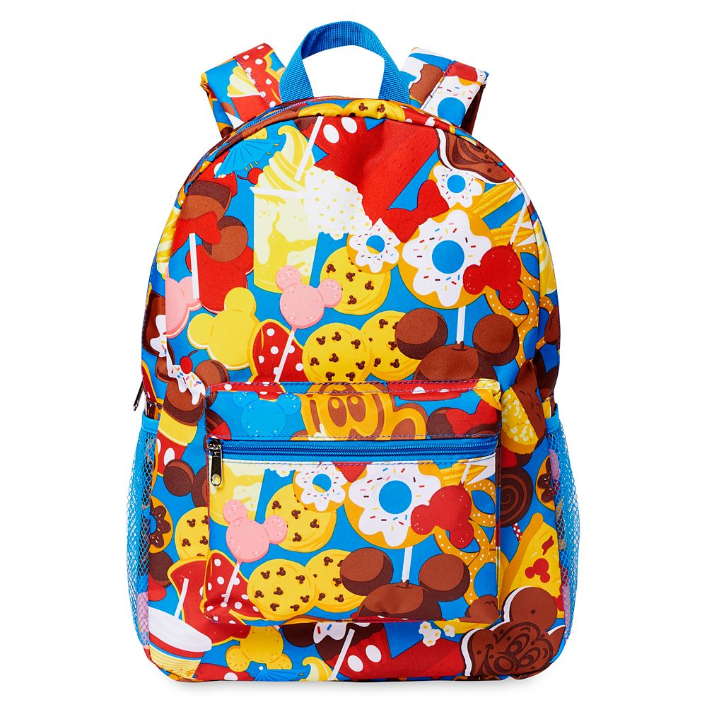 Disney Parks Food Icons Backpack
