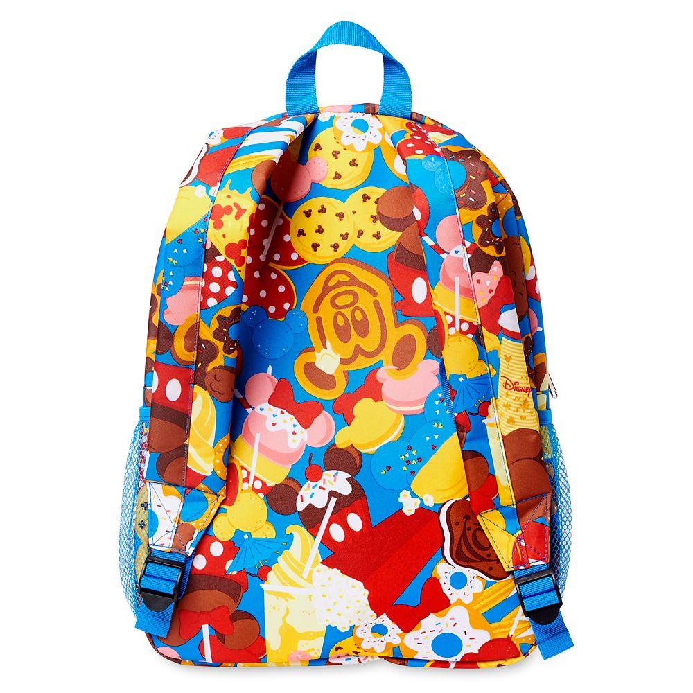 Disney Parks Food Icons Backpack