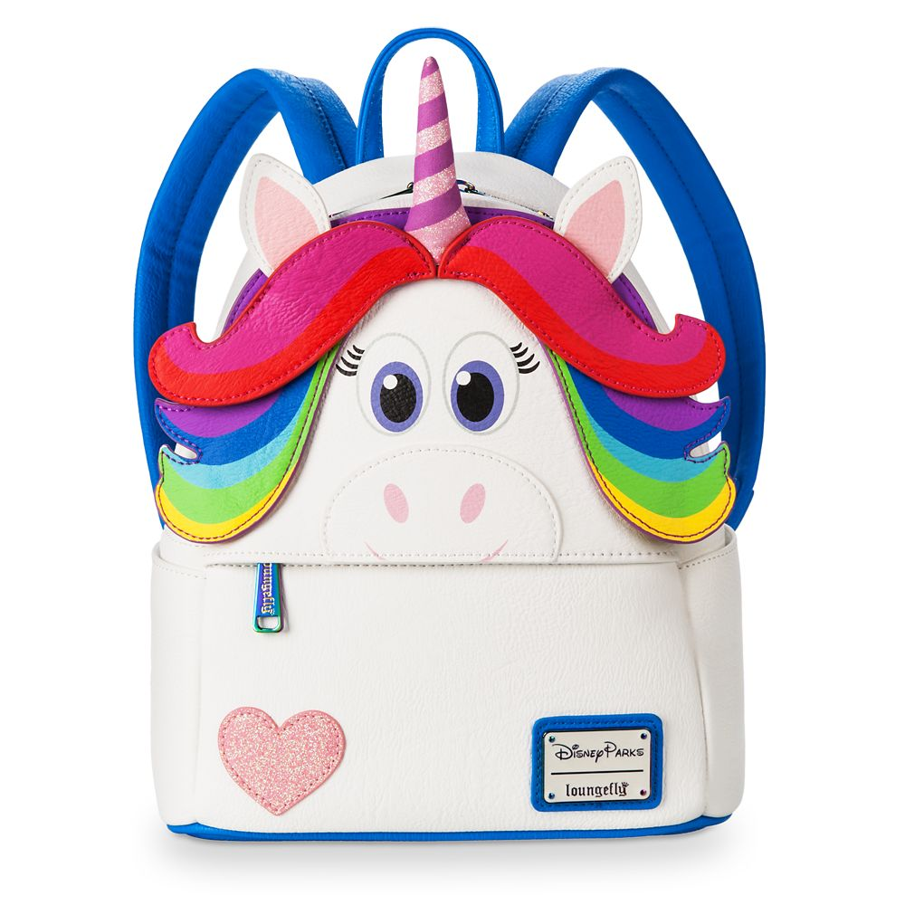 Rainbow Unicorn Mini Backpack by Loungefly – Inside Out