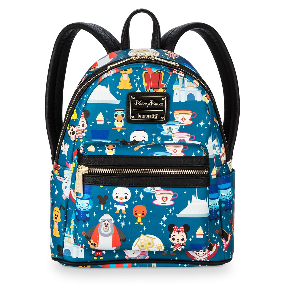Disney Parks Minis Mini Backpack by Loungefly