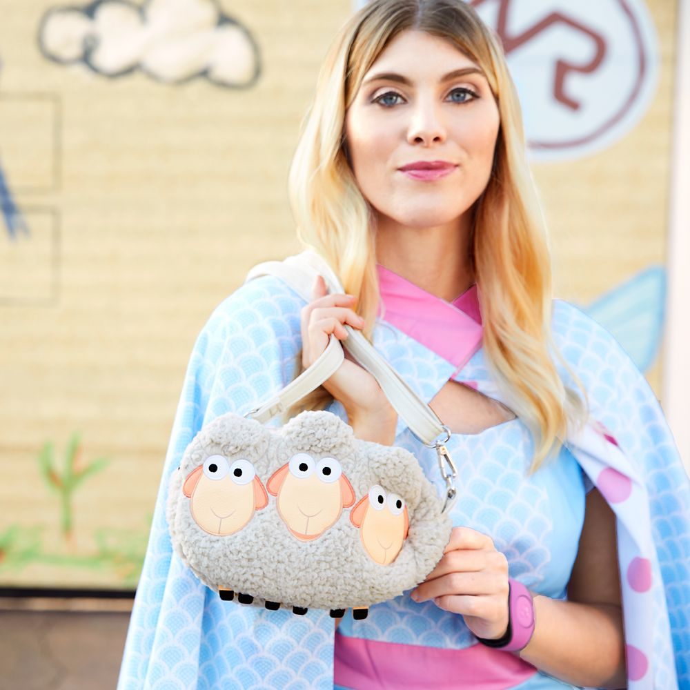 Billy, Goat, and Gruff Crossbody Bag by Loungefly – Toy Story 4
