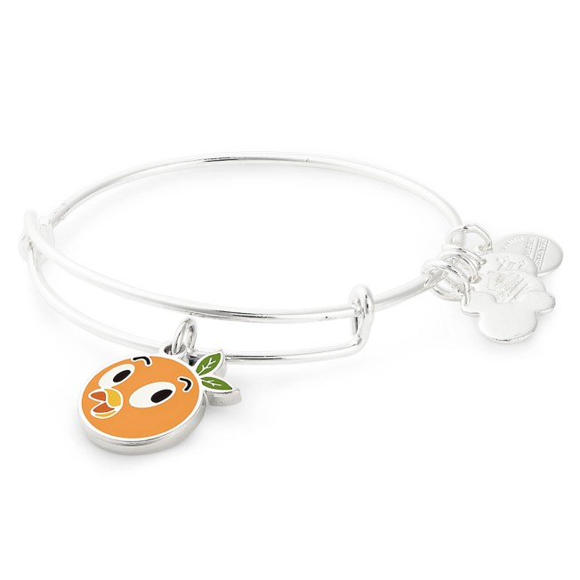 Orange Bird Bangle by Alex and Ani