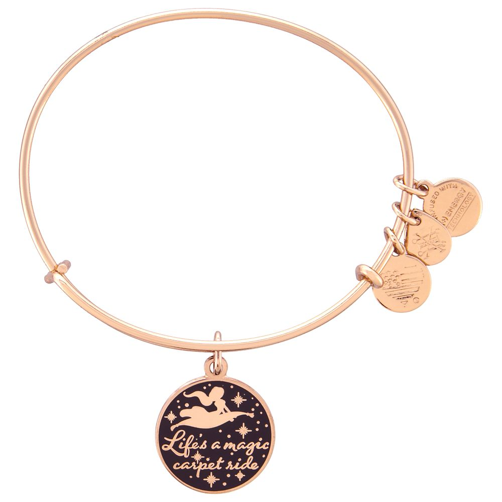 Jasmine Bangle by Alex and Ani  Aladdin Official shopDisney