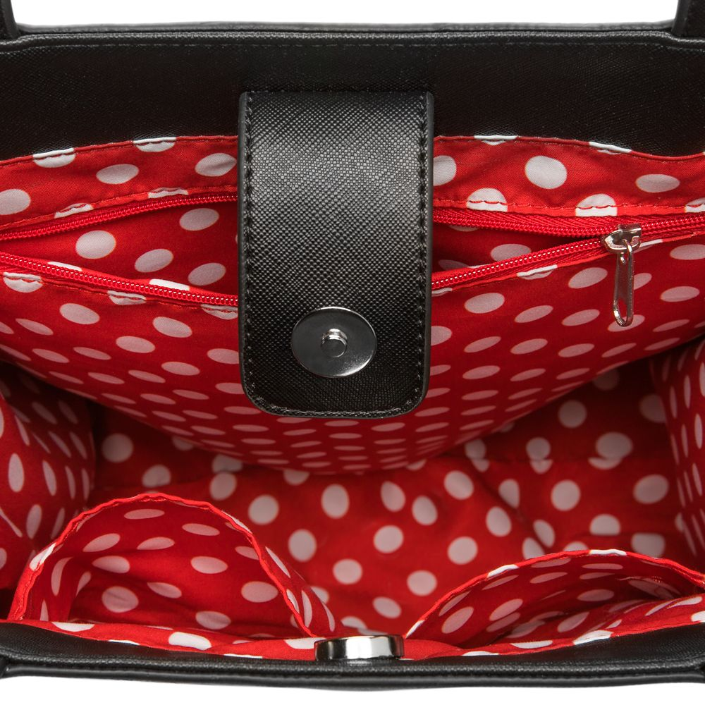 Minnie Mouse Sequined Bow Tote