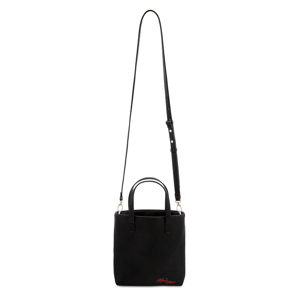Minnie Mouse Bow Crossbody Bag