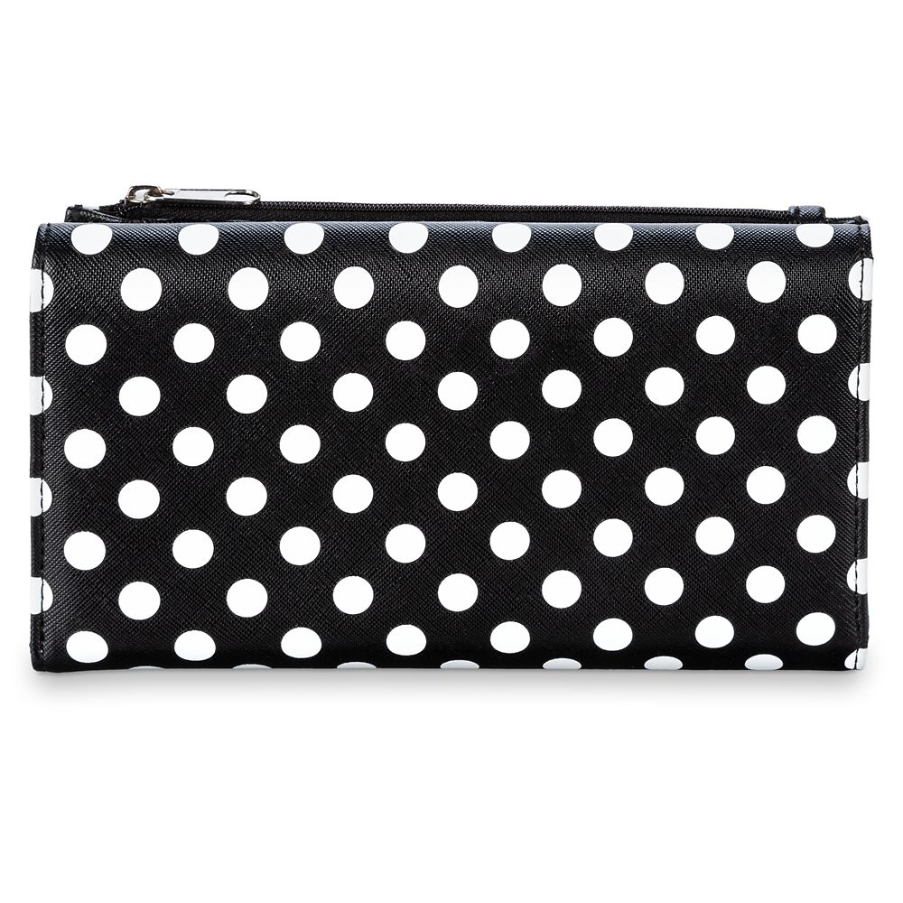Minnie Mouse Bow Wristlet