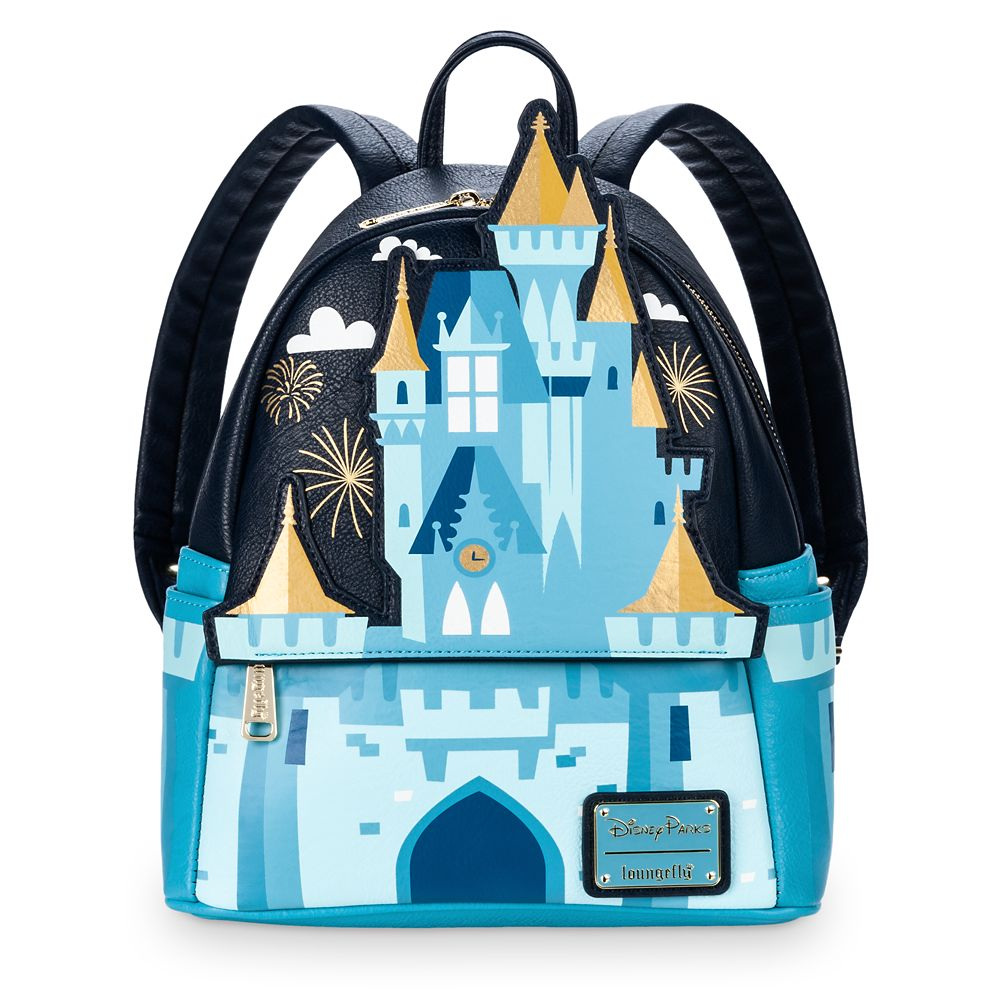 Fantasyland Castle Mini-Backpack by Loungefly – Walt Disney World