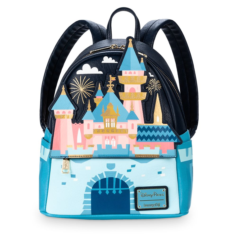 Fantasyland Castle Mini-Backpack by Loungefly – Disneyland