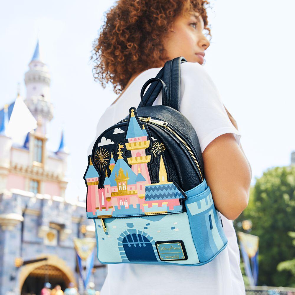 Fantasyland Castle Mini-Backpack by Loungefly – Disneyland