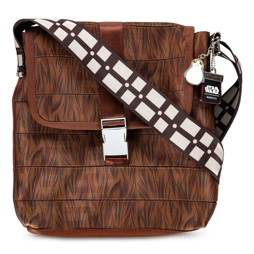 Chewbacca Messenger Bag by Harveys – Star Wars