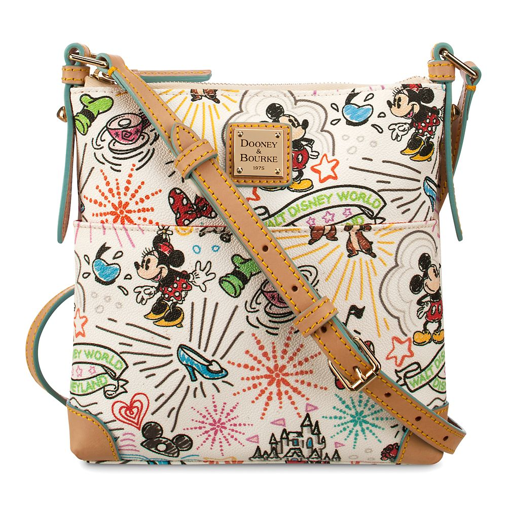 Disney Sketch Crossbody Bag by Dooney & Bourke