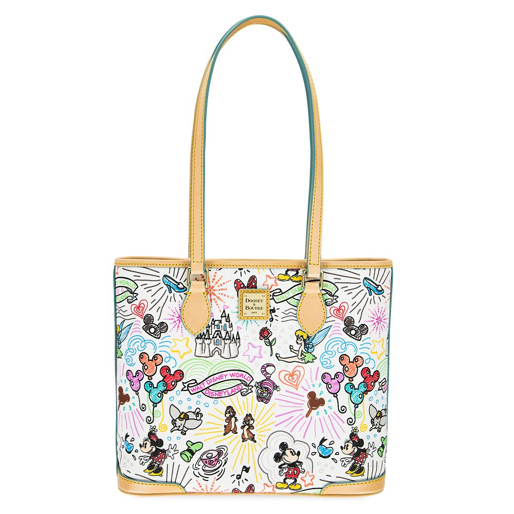 Disney Sketch Shopper by Dooney & Bourke
