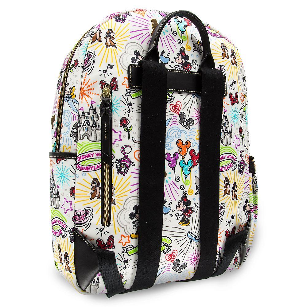 Disney Sketch Backpack by Dooney & Bourke