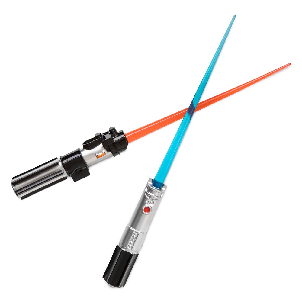 Star Wars Lightsaber Hair Sticks Set