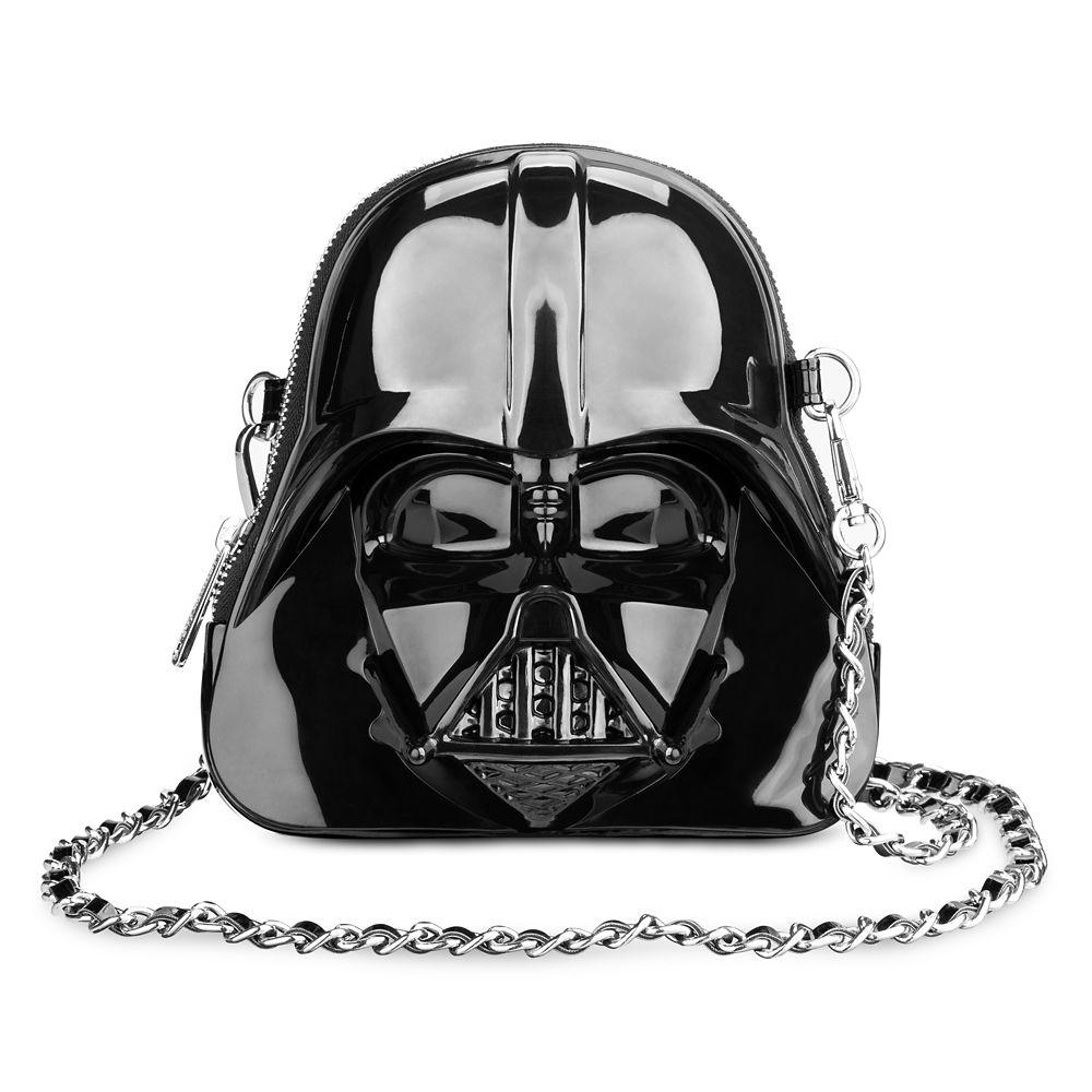 Darth Vader Helmet Crossbody Bag by Loungefly