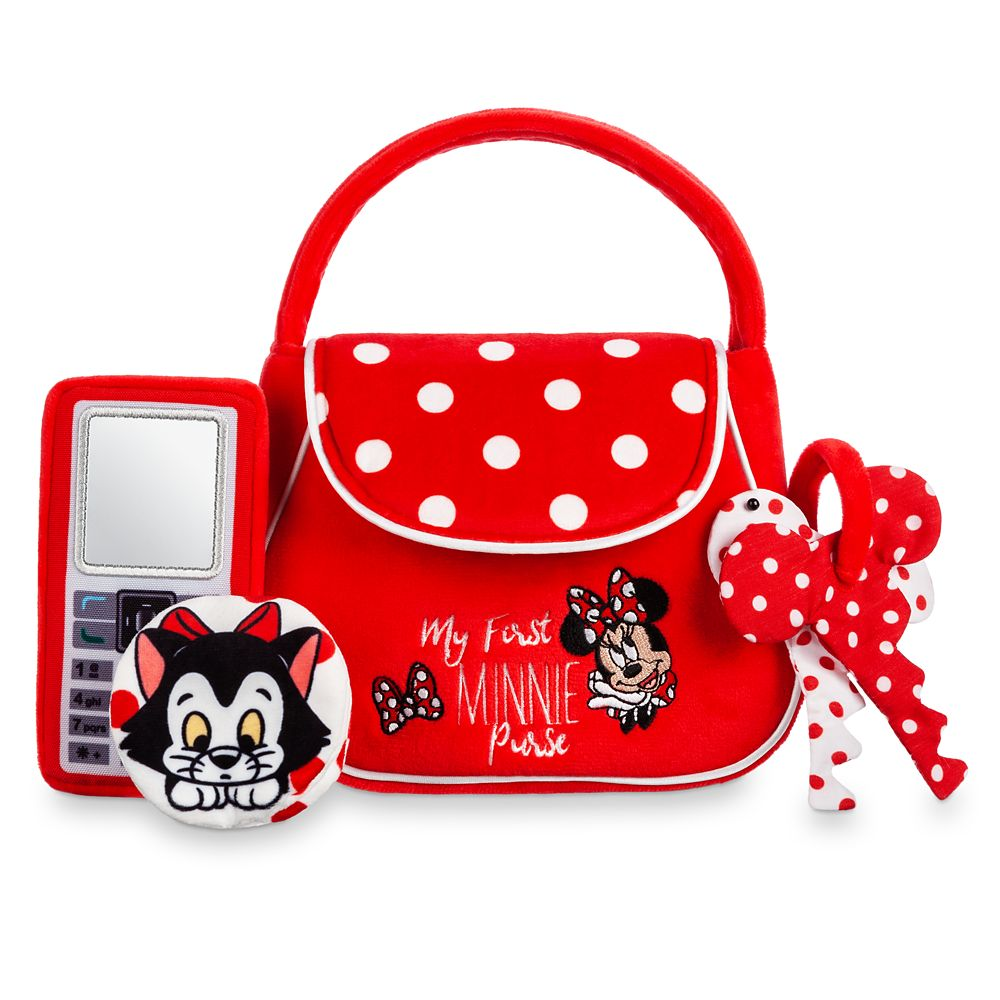 Minnie Mouse Plush Purse for Kids