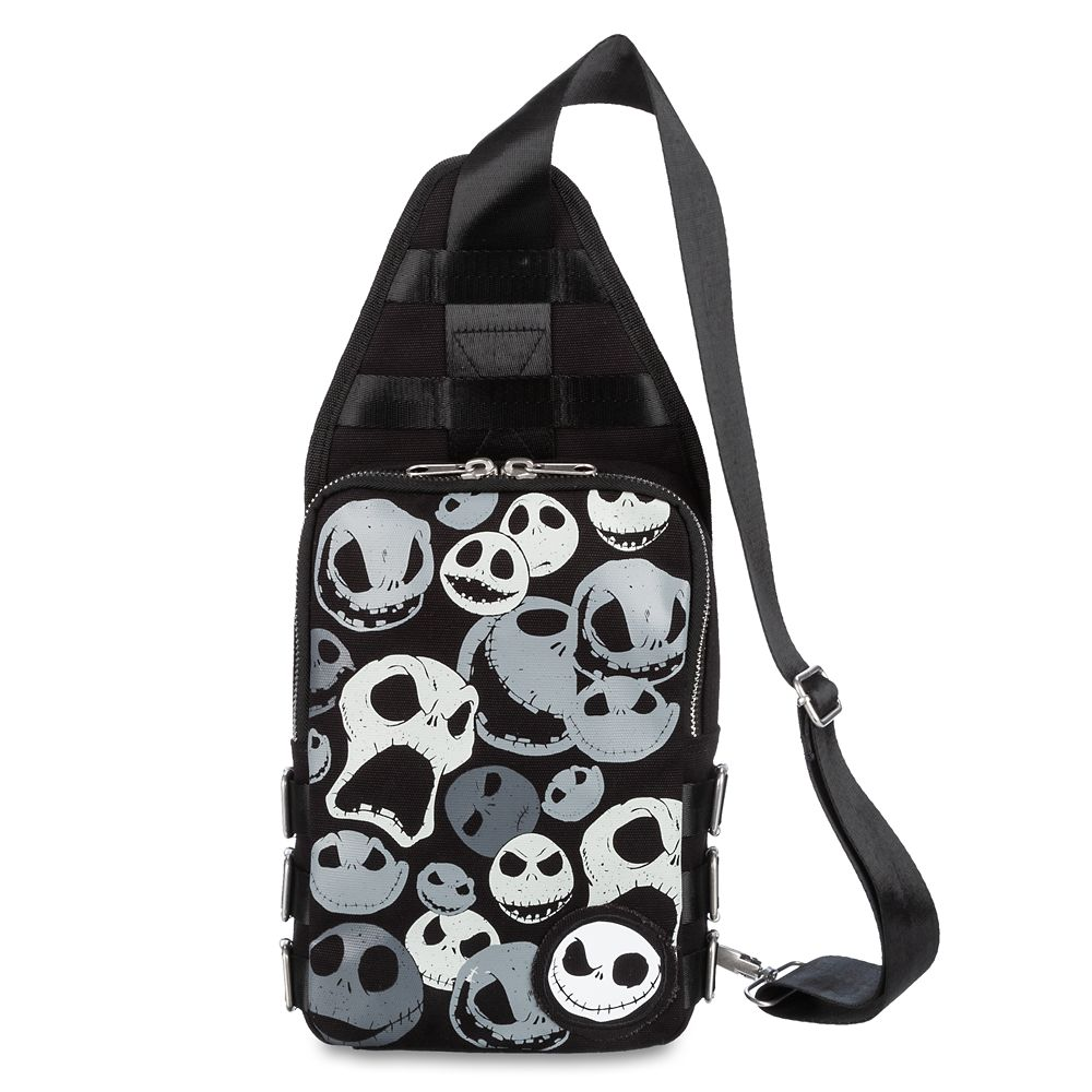 Jack Skellington Sling Backpack