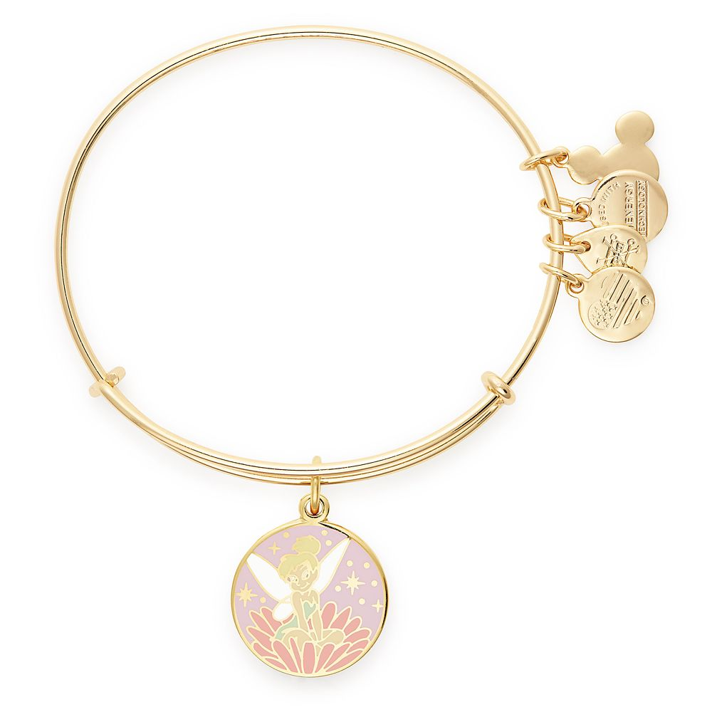 Tinker Bell Bangle by Alex and Ani – Gold