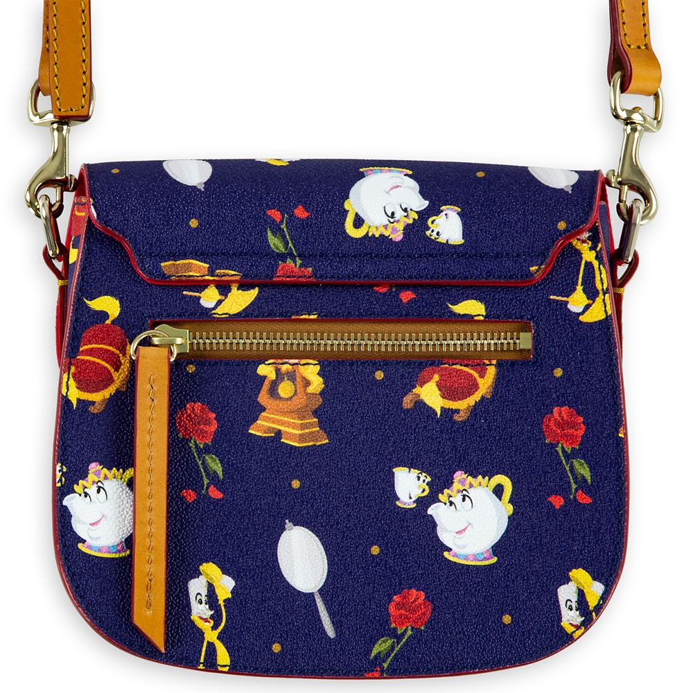Beauty and the Beast Crossbody Bag by Dooney & Bourke